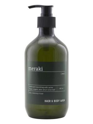 Hair & body wash , Harvest moon 450 ml, Meraki