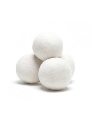 Tumble Dryer Balls-100% organic wool, Steamery
