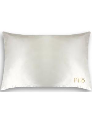 Silk Pillowcase, Every Night Anti-Age Ritual,  Pilō Eco-Luxe Beauty